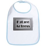 Future Actress II Bib