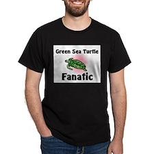 Green Sea Turtle Fanatic T-Shirt