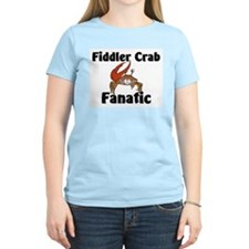 Fiddler Crab Fanatic T-Shirt