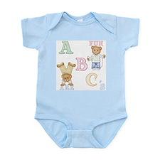 Teddy Tots Alphabet Bears Infant Bodysuit
