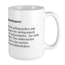 Blinkenlights Mug: 1959 Version