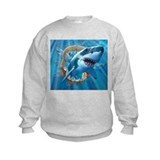 Great White 1 Sweatshirt