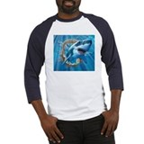 Great White 1 Baseball Jersey