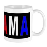 RWB NOBAMA Small Mug