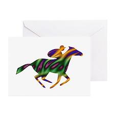 Horseback Ride Greeting Cards (Pk of 10)