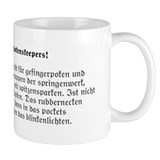Blinkenlights Coffee Mug: 1959 Version