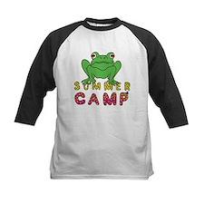 SUMMER CAMP FROG LOOK Tee