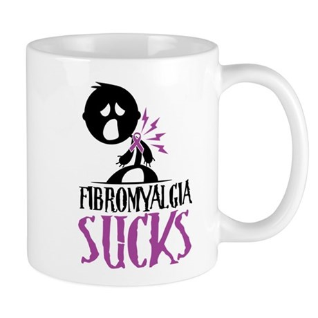 Fibromyalgia Sucks Mug