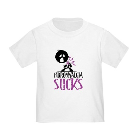 Fibromyalgia Sucks Toddler T-Shirt