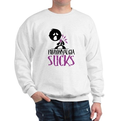 Fibromyalgia Sucks Sweatshirt