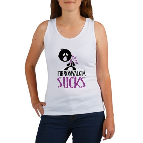 Fibromyalgia Sucks Women's Tank Top
