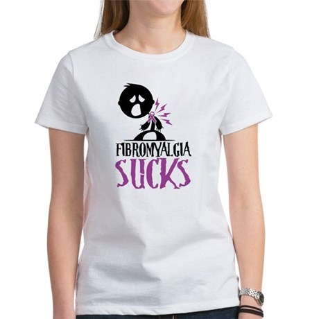 Fibromyalgia Sucks Women's T-Shirt