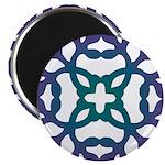 Colorful Papercut Magnet
