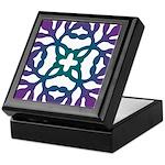 Colorful Papercut Keepsake Box