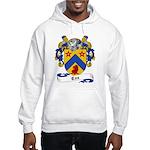 Cox Family Crest Hooded Sweatshirt