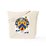 Cox Family Crest Tote Bag