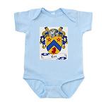 Cox Family Crest Infant Creeper