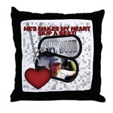 For Maria Throw Pillow