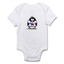 Democrat Penguin Infant Bodysuit