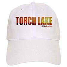 Torch Lake, Michigan Baseball Cap