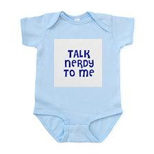 Talk nerdy to me Infant Creeper