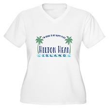 Hilton Head Happy Place - T-Shirt