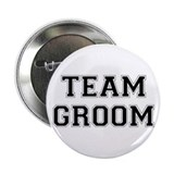 Team Groom 2.25&quot; Button