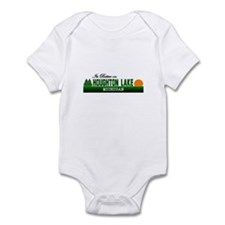 Its Better in Houghton Lake, Infant Bodysuit