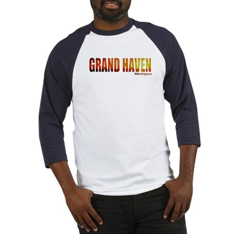 Grand Haven, Michigan Baseball Jersey