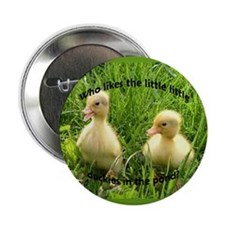 "Duckies 2.25"" Button"