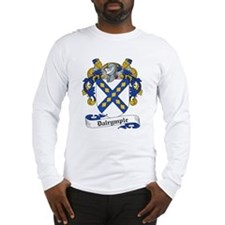 Dalrymple Family Crest Long Sleeve T-Shirt