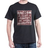 Racism Graffiti T-Shirt