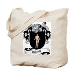 Dalzell Family Crest Tote Bag