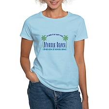 Myrtle Beach Happy Place - T-Shirt