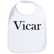"Instant ""Vicar"" Costume Bib"