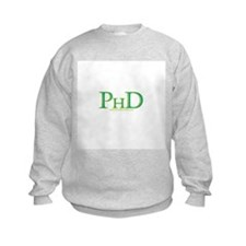 PhD Sweatshirt