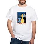 Bermuda Queen White T-Shirt