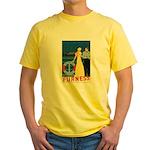 Bermuda Queen Yellow T-Shirt