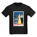 Bermuda Queen Kids Dark T-Shirt