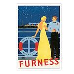 Bermuda Queen Postcards (Package of 8)