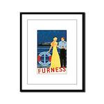 Bermuda Queen Framed Panel Print