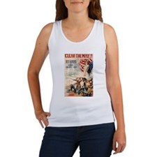 Clear The Way Women's Tank Top