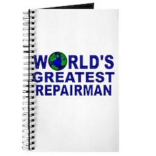 World's Greatest Repairman Journal