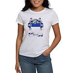 Dewar Family Crest Women's T-Shirt