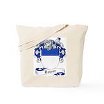 Dewar Family Crest Tote Bag