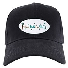 I Wear Teal For ME 12 Baseball Hat