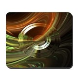Blown Glass-Mousepad