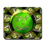 Save The Planet, Mousepad