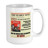 born in 1923 birthday gift Mug