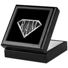 SuperRam(metal) Keepsake Box